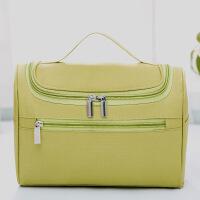 便携化妆包大容量随身韩国简约旅行收纳袋手提小号护肤品箱洗漱包