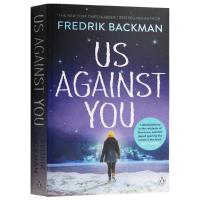 熊镇2 我们对抗你们 英文原版小说 Us Against You Fredrik Backman 弗雷德里克贝克曼 英文