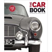 现货 DK英文原版DK汽车大百科全书:视觉历史图解图鉴The Car Book:The Definitive Visua