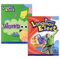 正版 培生香港朗文小学英语书6a全套 Pearson Primary Longman Elect 6A 英文原版 学生用