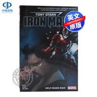 英文原版漫画 托尼史塔克 钢铁侠 漫画合集 #1-#6 Tony Stark: Iron Man Vol. 1: Sel