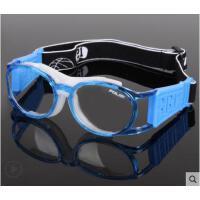 防护运动眼镜防雾户外足球眼镜男士运动眼镜框可配近视篮球眼镜装备