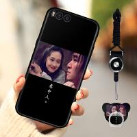 小米note3手机壳2015112软2015611指环手机套卡通xiaominote3男女