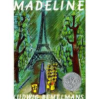 Madeline (Caldecott Honor Book)《玛德琳》(1940年 凯迪克银奖绘本 ISBN97801