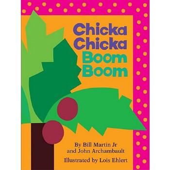 【预订】Chicka Chicka Boom Boom 预订商品,需要1-3个月发货,非质量问题不接受退换货。