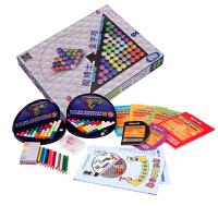 大圣玩具台湾龙博士科技金字塔双盒套装智力魔珠通关益智游戏正品