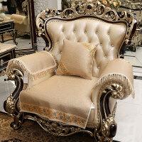 沙发垫夏季凉席冰丝防滑凉垫客厅真皮组合通用套定做欧式贵妃坐垫