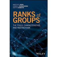 【预订】Ranks of Groups 9781119080275