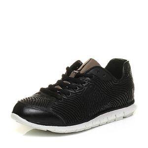 Teenmix/天美意秋季专柜同款潮酷运动风系带鞋女休闲鞋AN251CM6