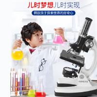 Aomekie 显微镜户外科普高倍益智便携套装AO1011