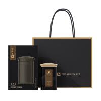 八马茶叶 云南普洱茶熟茶散茶掌门茶罐装礼盒装60g