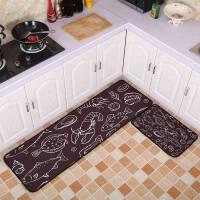 定制厨房地垫脚垫浴室防滑垫子长条地毯门垫家用进门