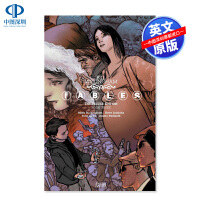 英文原版 寓言 精装豪华版第3册 Fables: The Deluxe Edition Book Three 奇幻绘本小
