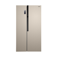 容声 (Ronshen) BCD-529WD11HP 529升 对开门冰箱 矢量变频 风冷无霜 电脑控温