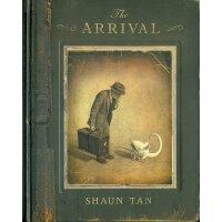 【现货】英文原版 陈志勇:抵岸 The Arrival by Shaun Tan 寻找可以停靠的精神家园 平装艺术绘本