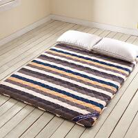 日式榻榻米床垫1.5m1.8m加厚双人可折叠地铺睡垫1.2米床褥子垫被
