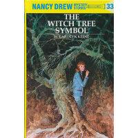Nancy Drew #33 The Witch Tree Symbol 南茜・朱尔:巫树符 ISBN97804480