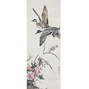 刘奎龄《花鸟》G622