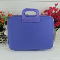 惠普笔记本电脑包潮14寸15.6寸男女士展业包13寸单肩带商务手提包