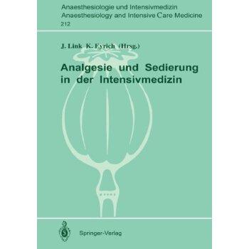 【预订】Analgesie Und Sedierung in Der Intensivmedizin: Symposium A... 9783540517153 美国库房发货,通常付款后3-5周到货!