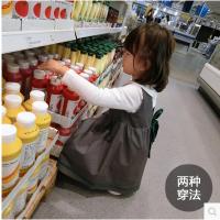 2018春季新款日韩童装女中小童儿童蝴蝶连衣裙/荷叶领上衣套装K-6