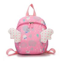 韩版小孩可爱1-3岁2宝宝包包双肩防走失背包婴幼儿童幼儿园书包女