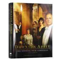 唐顿庄园 电影艺术画册设定集 英文原版 Downton Abbey The Official Film Companio