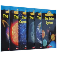 英文绘本 原版进口 Scholastic Science Vocabulary Space星球科普早教 6册
