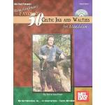 【预订】Steve Kaufman's Favorite 50 Celtic Jigs and Waltzes