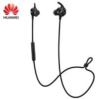 【官方授权】华为原装心率蓝牙耳机 AM-R1健身跑步运动型无线耳机挂脖式 苹果三星等通用 黑色 AM-R1