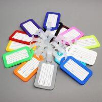 拉杆箱挂牌卡套行李牌标签牌防盗安全出国便携