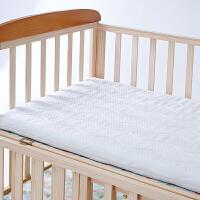 20180901090931947冬夏两用婴儿床垫天然椰棕宝宝床垫新生儿童乳胶垫幼儿园垫子定做 棕垫