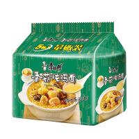【苏宁超市】康师傅 经典袋香菇炖鸡面 95g*5/袋 方便面泡面