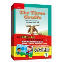 英语光碟包邮 美国加州少儿英语分级阅读1级 全套16册 3-6-9岁儿童英文启蒙早教幼儿入门有声绘本自学 小学生零基础