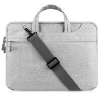 苹果电脑包12寸macbook air3 5pro内胆包单肩包 mac手提包 灰色