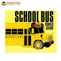 【99选5】#凯迪克 美国进口 School Bus【平装】吴敏兰书单 赠送JY音频