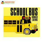 #凯迪克 美国进口 School Bus【平装】吴敏兰书单 赠送JY音频