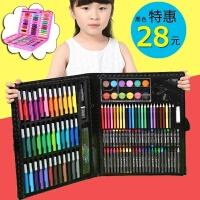儿童水彩笔套装画笔幼儿园宝宝彩色笔美术用品绘画笔小学生男女孩