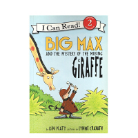 Big Max and the Mystery of the Missing Giraff