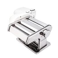 压面机非全自动不锈钢手动面条机饺子皮机 家用电动