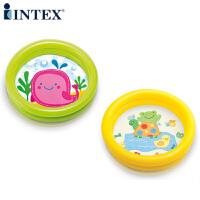 家庭水池儿童沙池宝宝洗澡浴盆 海洋球池婴儿充气游泳池玩具