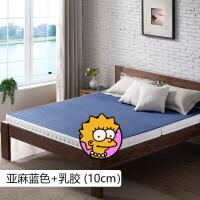 3E椰棕偏硬棕榈折叠高箱床垫1.8m 1.5米床乳胶棕垫