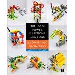 英文原版 乐高动力组创意搭建指南 机械结构篇 The LEGO Power Functions Idea Book,