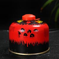 户外烧水壶配套炉头煤气灶煤气罐 野外驴友便携旅行茶具茶道配件