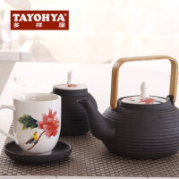 TAYOHYA多样屋锦牡丹茶壶