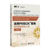 活用PMBOK指南:项目管理实战工具(di3版)