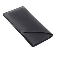 专用 华为充电宝保护套20000毫安皮套 移动电源收纳包保护袋 立体双层 哑光黑