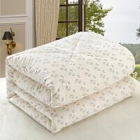 全棉新疆棉花被子棉絮被芯冬被加厚保暖棉被棉花垫被褥子6 8