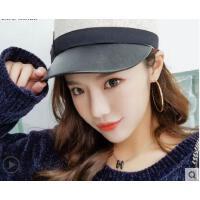 新品韩版潮百搭时尚毛呢鸭舌帽子女英伦羊毛八角帽