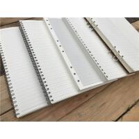 东京大学笔记本文具可拆卸b5活页替芯9孔26孔方格横线课堂记录